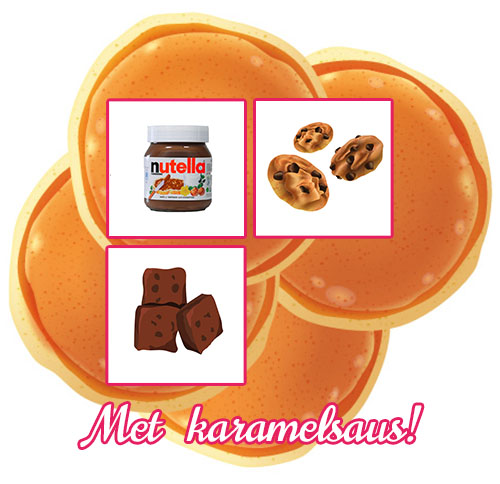 Pancookie Pancakes